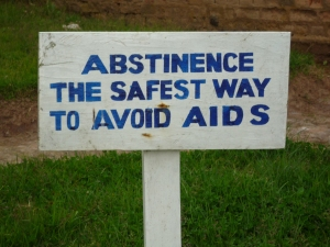 Abstinence The Safest Way To Avoid Aids